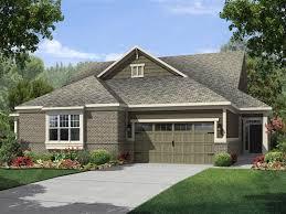 duplex plans with garage in middle chapel villas new villas in noblesville in 46060 calatlantic