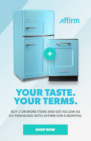 Appliance Colors Retro And Professional Kitchen Appliances Big Chill