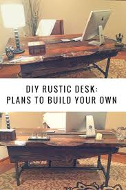 Desk Plans by 316 Best Pipe Desks Images On Pinterest Pipe Desk Desk Plans
