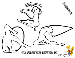 olympics coloring pages summer yescoloring free sports