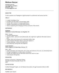 Paralegal Sample Resume by Paralegal Sample Resume Free Wantfuriously Cf