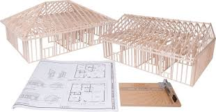 amazon com pitsco true scale house framing kit industrial