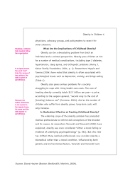apa research paper example free download