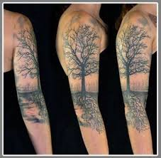 best 25 tree tattoos on arm ideas on shadow