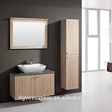 Real Wood Bathroom Cabinets by Solid Wood Bathroom Vanity Cabinets