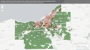 Avon Colorado Map by At U0026t Has Historically Excluded Cleveland U0027s Poorest Neighborhoods