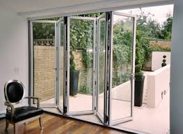 Bifold Patio Doors White Wood Bi Folding Patio Doors Bi Folding Sliding Wood Doors