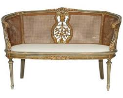 French Settee Loveseat Sold Antique French Louis Xvi Settee Sofa Couch Marquise