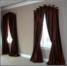 curtains for round windows dragon fly