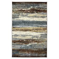 Blue Area Rugs 8 X 10 Area Rugs Contemporary Area Rugs Kirklands