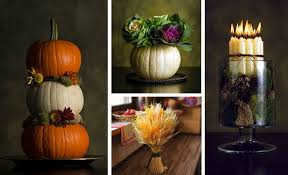 diy thanksgiving centerpieces improvements