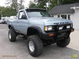 nissan hardbody 4x4 1990 nissan hardbody truck regular cab 4x4 in winter blue metallic