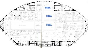 Interesting Floor Plans The E3 2014 Floor Plans Are Up Outdated Page 3 Neogaf