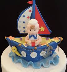 nautical cake topper nautical first birthday nautical baby
