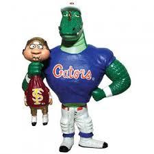 florida gators rivalry ornament vs fsu shoptv
