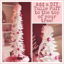 a diy tulle tree toppers diy tree topper and holidays