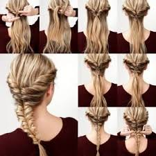 braided hairstyle instructions step by step look stylish with step by step instructions of braiding hair at home
