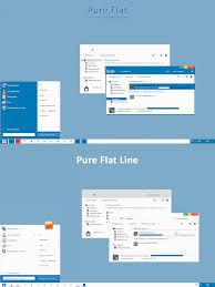 theme de bureau windows 7 flat theme for windows 7 cleodesktop http
