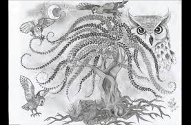 drawing of a weeping willow tree search tattoos