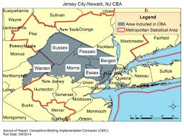jersey area code map cbic 2 recompete competitive bidding area jersey city