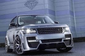 range rover van widebody range rover van onyx concept autonieuws autoweek nl