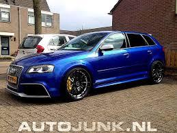 audi rs3 blue car picker blue audi rs3