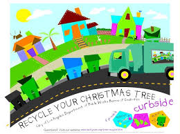 christmas tree recycling program u2013 neighborhood council valley village