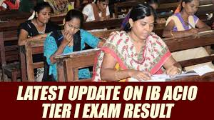 Acio 2017 Results Official Notification Ib Acio 2017 Results Expected To Be Announced By December End