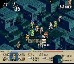 water wind magic attack ogre battle 64 n64 ogre battle