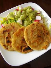 singer cuisine opera singer in the kitchen salvadoran cuisine pupusas with