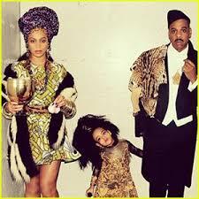 Carters Halloween Costume Beyonce Jay U0026 Blue Ivy Carter Family Halloween