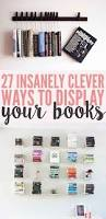 best 25 book decorations ideas only on pinterest book art 27 insanely clever ways to display your books