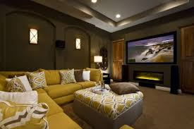 Brown Interior Design Ideas by Mustard And Chocolate Covered Rooms Ideas U0026 Inspiration