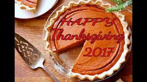 happy thanksgiving 2017