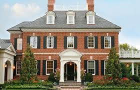 federal style house federal style house exterior design exclusive colonial greek