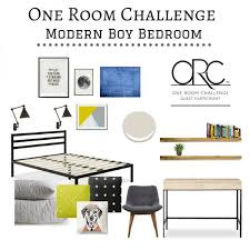 fall 2017 one room challenge guest participants week one room challenge week 1 modern boy bedroom plans w collective