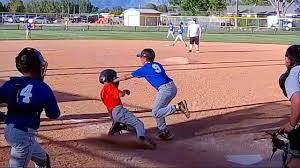 Home Plate Baseball by Tagged In The Face At Home Plate In Baseball Game Youtube