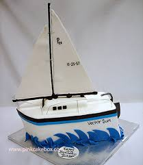 sailboat cake topper sailboat cake celebration cakes