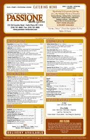 passione restaurant