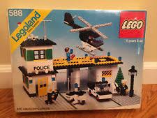 Lego Headquarters Lego Town Classic Police Headquarters 6398 Ebay