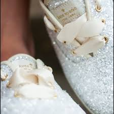 wedding shoes keds keds x kate spade glitter wedding series sneakers available in