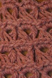broomstick lace sunday stitch how to make broomstick lace roving crafters