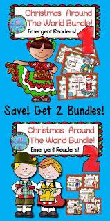 christmas around the world emergent readers big bundle bundles 1