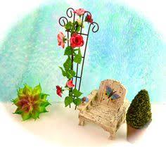 Garden Supplies Miniature Flowers In Antique Bucket Terrarium Accessory Flower