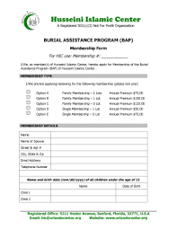 funeral assistance programs burial assistance programs edit fill out printable