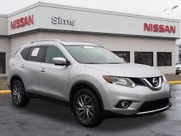 used nissan rogue used certified one owner 2015 nissan rogue sl warren oh sims