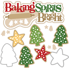 holiday clipart bake sale pencil and in color holiday clipart