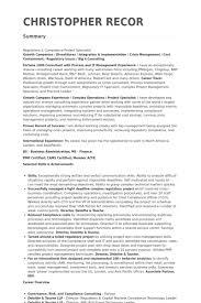 Crisis Management Resume Associate Partner Resume Samples Visualcv Resume Samples Database