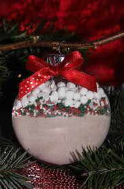 gift idea cocoa in an ornament all things target