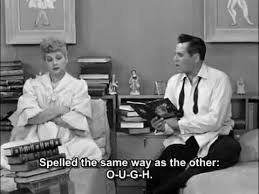i love lucy memes i love lucy english pronunciation youtube